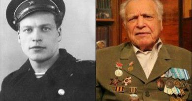 95 лет Дудорову Ивану Васильевичу!